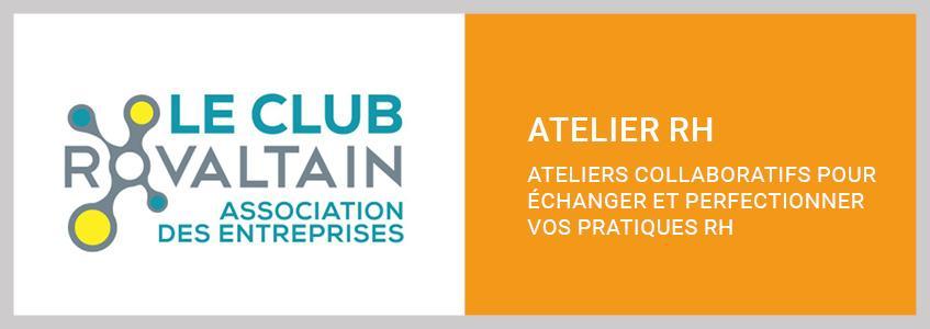 Atelier RH du Club Rovaltain : la digitalisation des RH