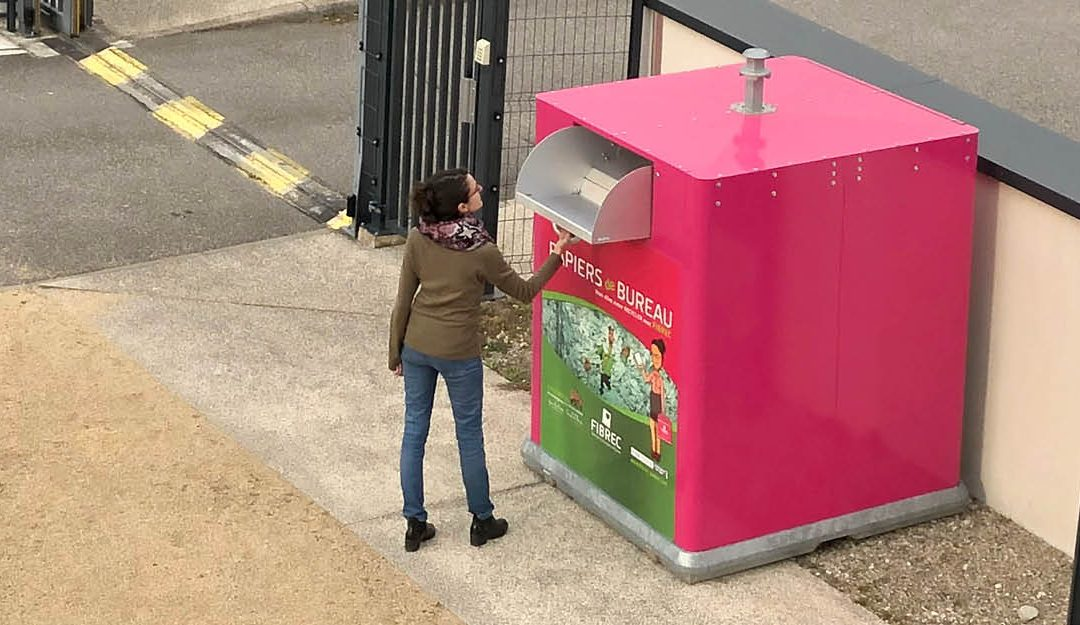 CADRA s'engage pour le recyclage