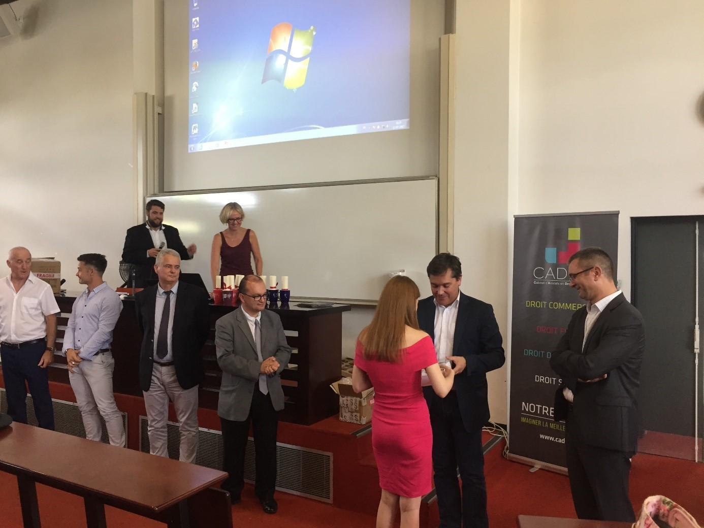 Trophées CADRA 2017
