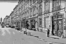 Bureau secondaire – Lyon