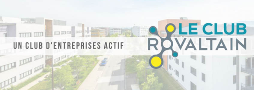 Solidarité entre les entreprises et les experts de Rovaltain